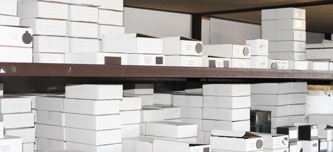 Knihárstvo, kartonáž