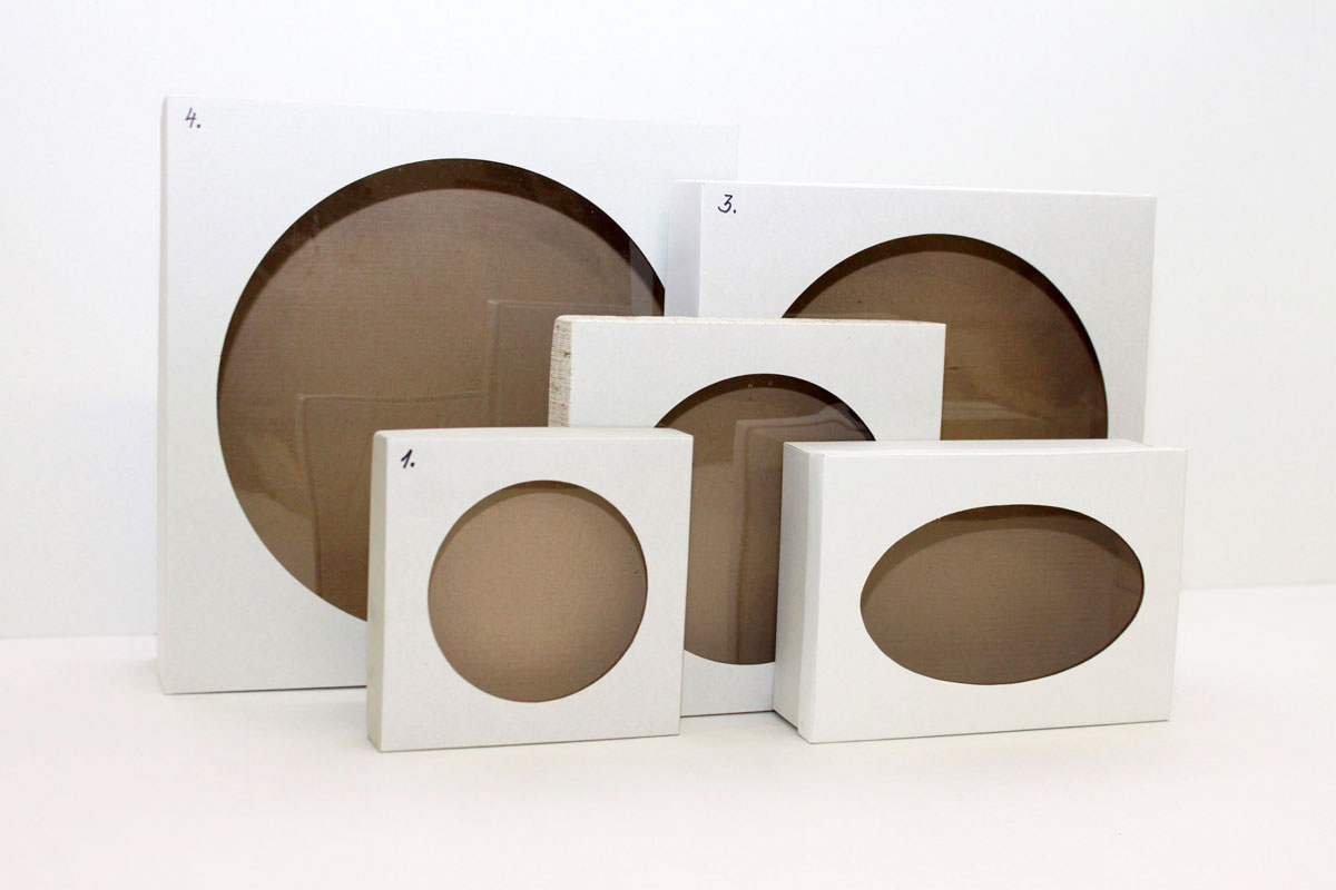Krabice na suveníry
