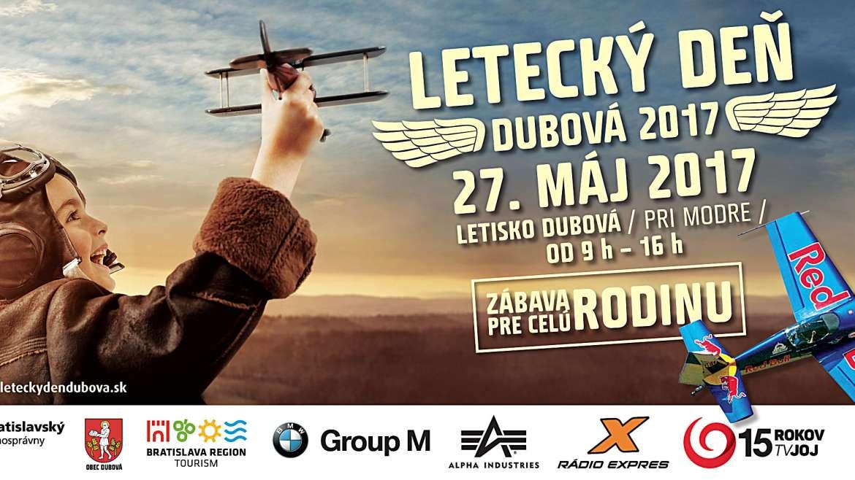 Podporujeme Letecký deň Dubová 2017